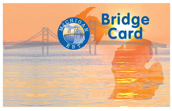 Michigan Bridge Card