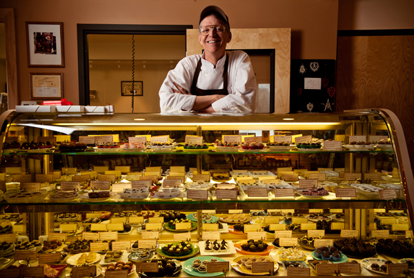 Dale Anderson, Owner of Confections with Convictions