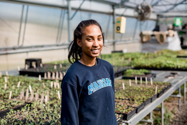 Detroit's youth gardening programs do more than build skills