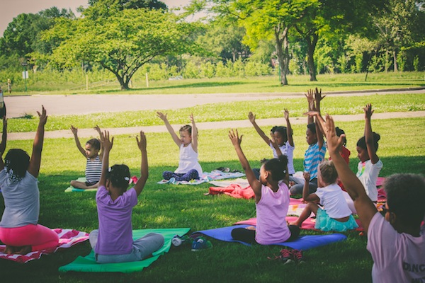 Just for Kids Yoga in Palmer Park