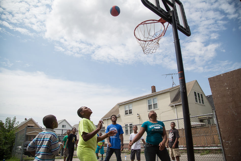 Detroit parks that attract youth and engage neighbors
