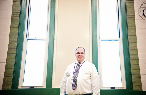 Prarieview Principal Don Hoaglin
